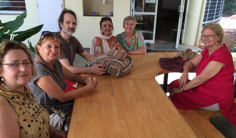 Membres d'Auroville International